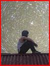 Ночное небо от Алекса Фроста  (гей фото, блюсик 19687)