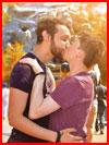 Осенний поцелуй  (гей фото, блюсик 19912)