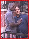Предложение на гондоле (видео)  (гей фото, блюсик 19948)