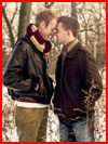 Зимняя прогулка  (гей фото, блюсик 20220)