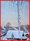 Зима в картинах художника Молчанова Олега  (гей фото, блюсик 20263)