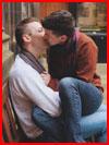 У любимого на коленях  (гей фото, блюсик 20531)