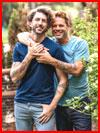 Счастливая пара  (гей фото, блюсик 21235)