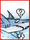 Озадаченная акула  (гей фото, блюсик 7304)