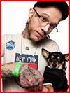 Фотопортреты с фестиваля татуировок в Филадельфии  (гей фото, блюсик 7507)