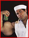 Реальный морячок Папай  (гей фото, блюсик 8991)