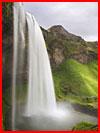 Водопады в Исландии  (гей фото, блюсик 9095)
