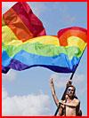 Гей-парад на канале в Амстердаме 2013  (гей фото, блюсик 9495)