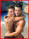 Влюблённые и счастливые  (гей фото, блюсик 9565)